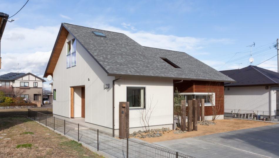 株式会社 建舎団居 STUDIO MADOI 船岡新栄の家 2018/12 竣工
