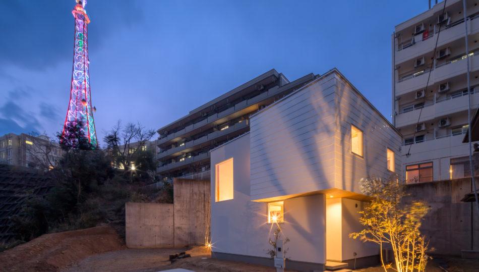 株式会社 建舎団居 STUDIO MADOI 茂ケ崎の家 2019/3 竣工