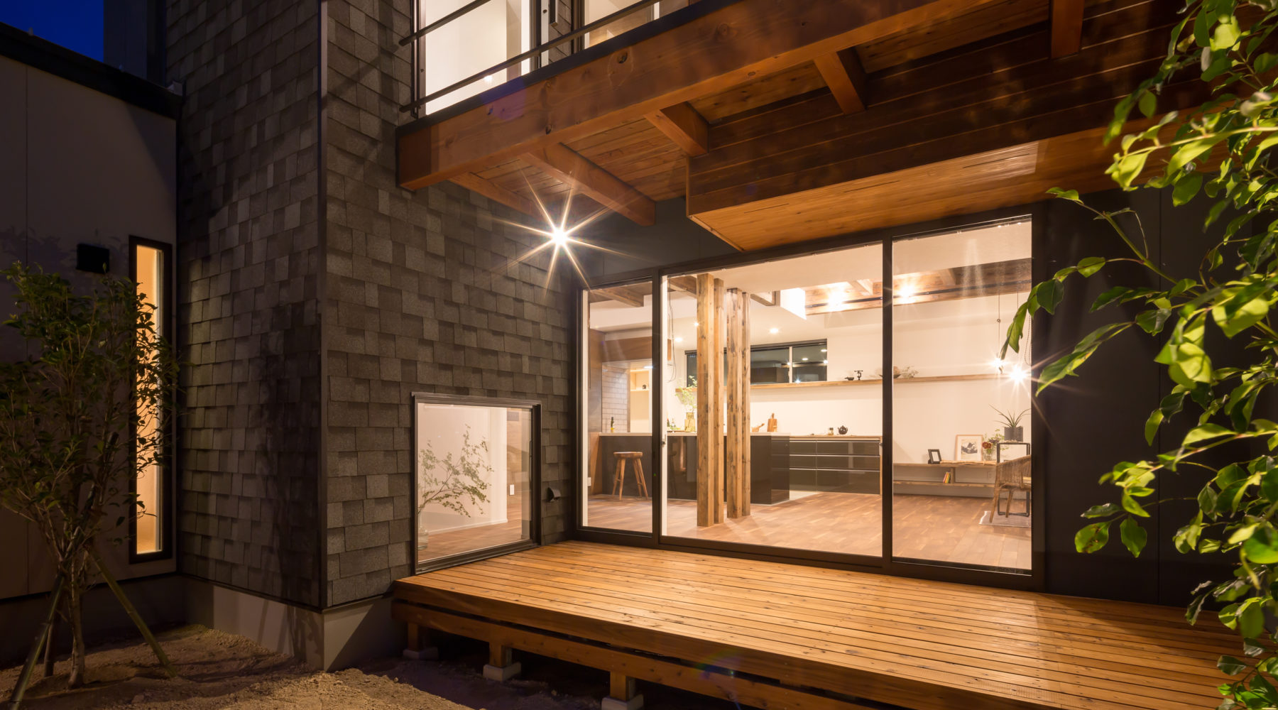 株式会社 建舎団居 STUDIO MADOI 女川町の家 2020/6 竣工