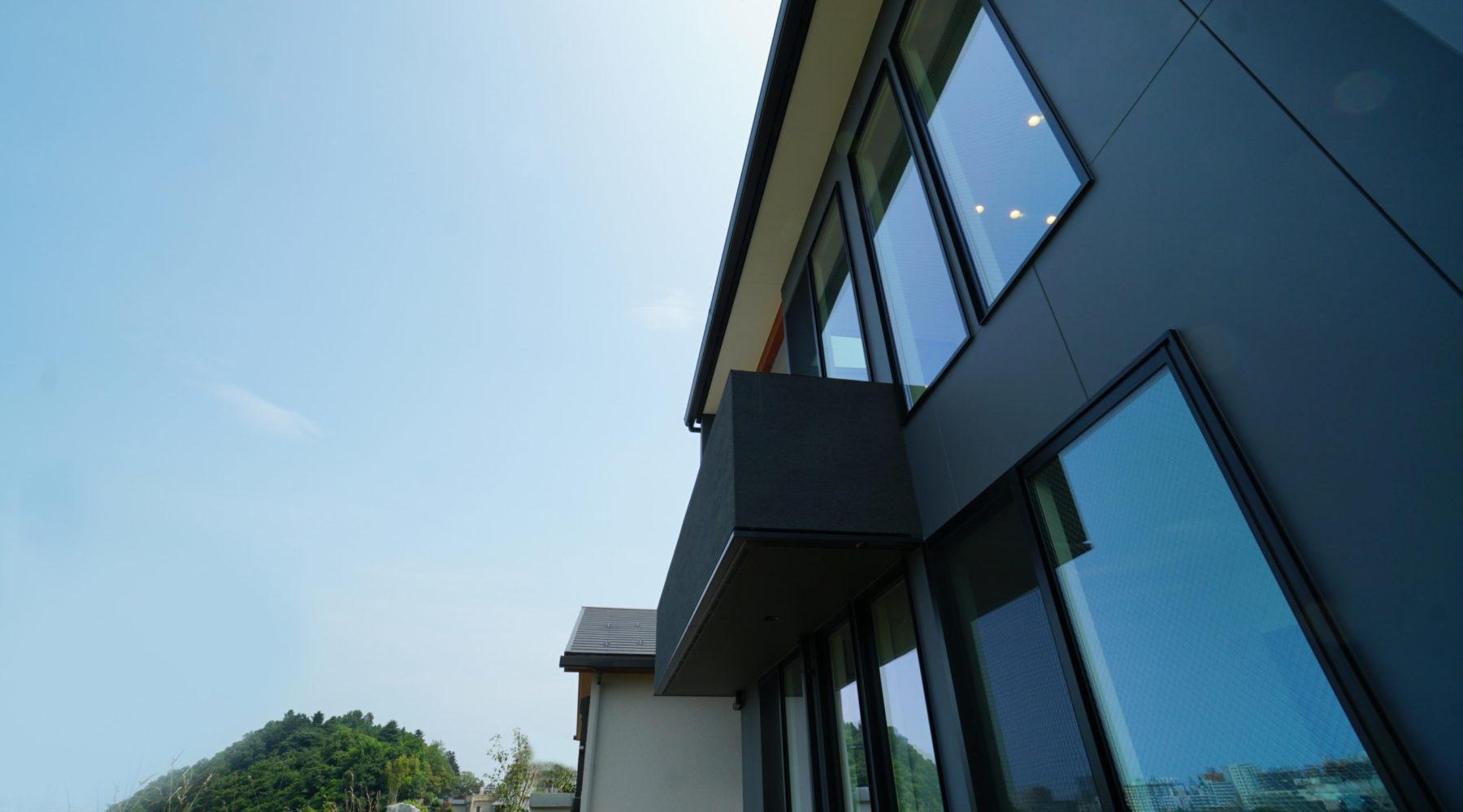 株式会社 建舎団居 STUDIO MADOI 完成見学会開催のお知らせ 向山の家 2020/8/23(日)
