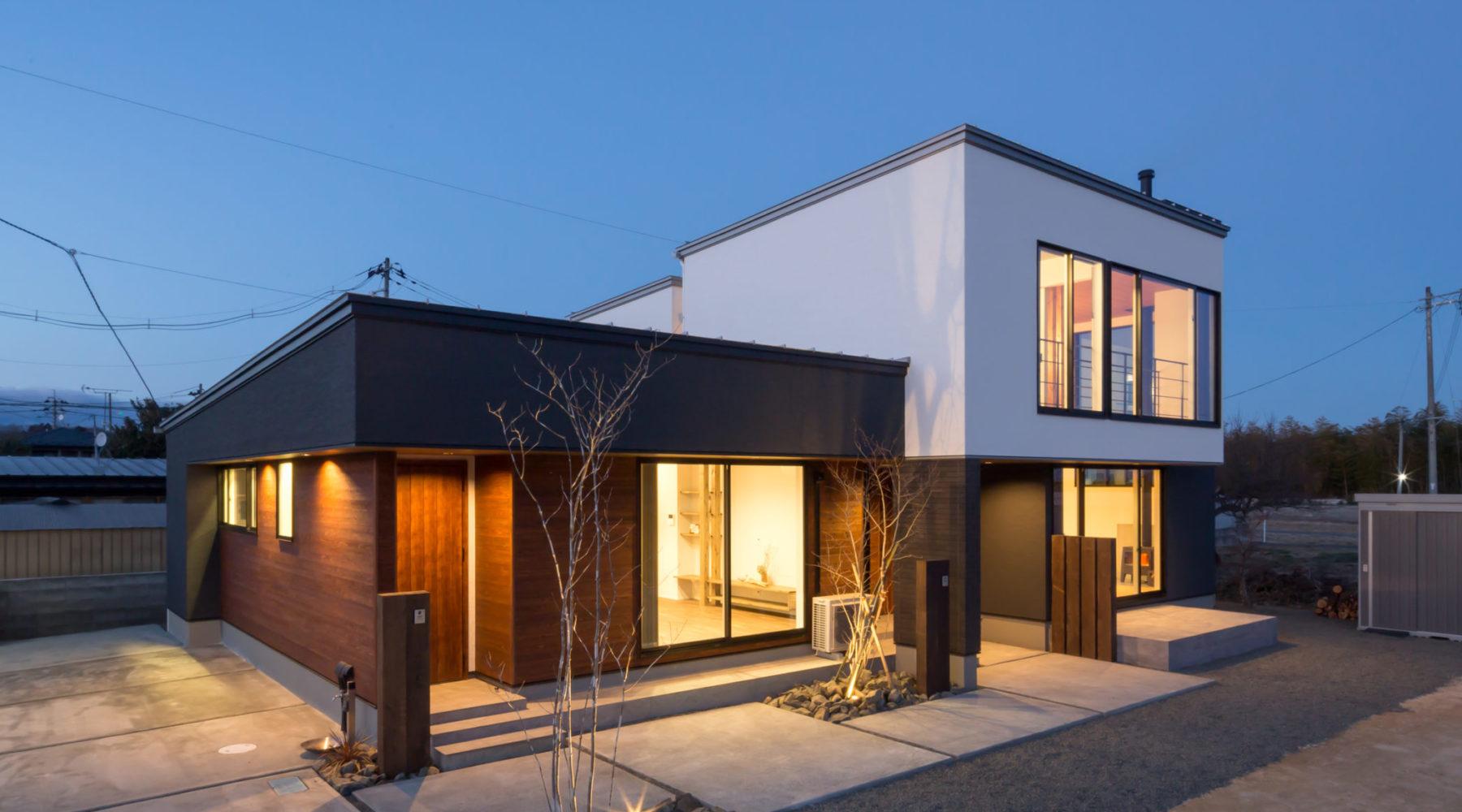 株式会社 建舎団居 STUDIO MADOI 愛子中央西の家 2021/3 竣工